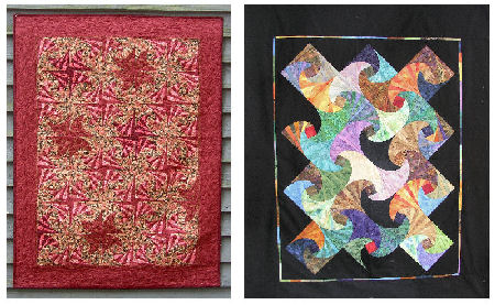 Sonja Shogren Scs Designs Miniature Quilt Art Quilts Workshops